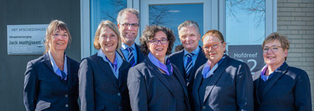 Team Uitvaartverzorging Jack Mathijssen